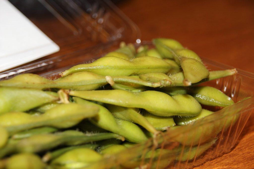 ハワイ枝豆