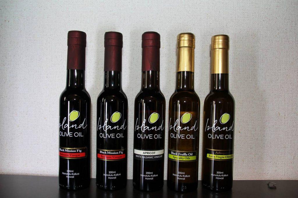 オリーブオイル&バルサミコ酢