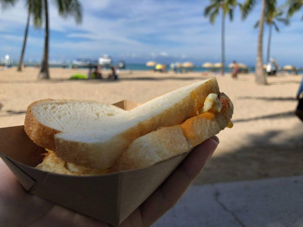 ラニカイジュースサンドイッチ